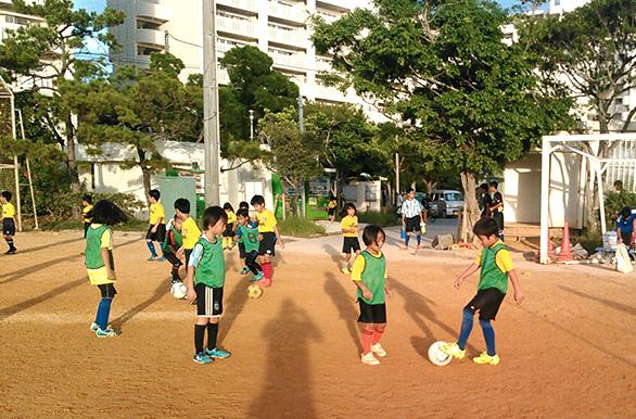 SCHOOL 練習風景